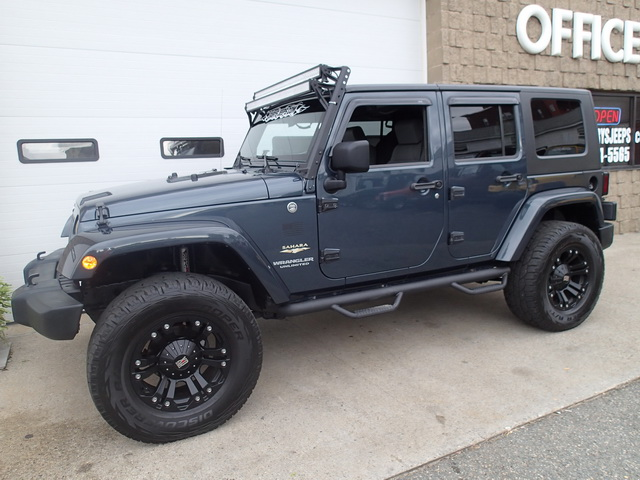 2007 Jeep Unlimited-$19,950