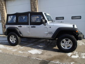 2010 Jeep Wrangler Unlimited-$16,950